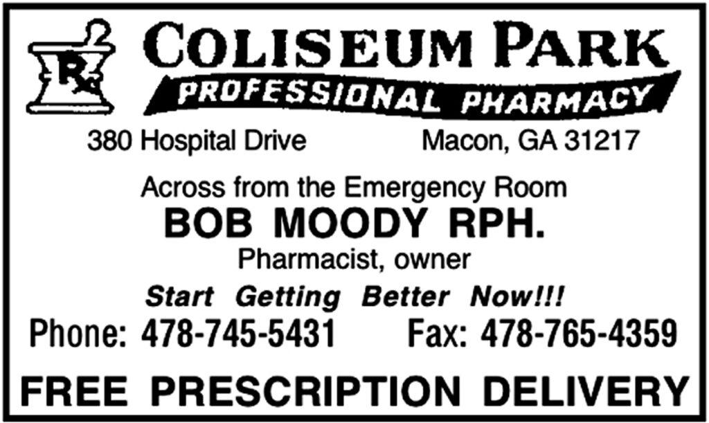 Coliseum Park Professional Pharmacy
